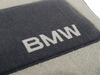 T#24807 - 82110144038 - Genuine BMW Floormat E-65 Flanel Gry - 82110144038 - E65 - Genuine BMW -