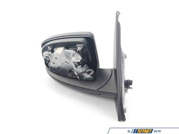 T#83928 - 51167179634 - Genuine BMW Heated Outside Mirror, Right - 51167179634 - E70 X5 - Genuine BMW -
