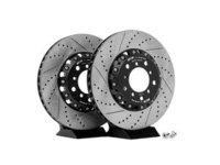 E46 M3 ECS 2-Piece Front Brake Rotors - Pair (325x28)