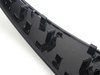 T#97401 - 51417275488 - Genuine BMW Trim Cover, Pull Strap, Righ - 51417275488 - Piano Black - Genuine BMW -