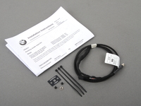 Genuine BMW Audio Auxiliary Input - E46, E39, E53 X5 04-06