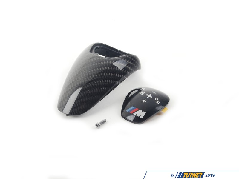 61312343709 Bmw M Performance Carbon Fiber Shift Knob
