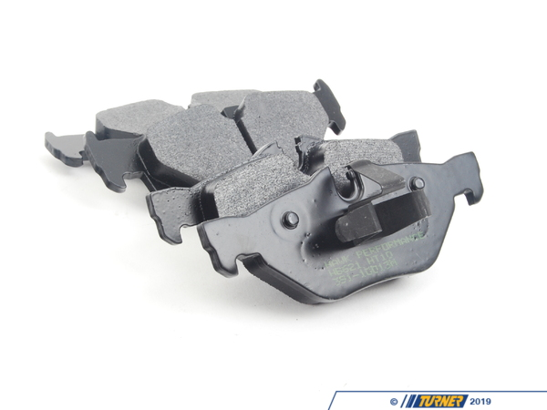Hawk Hawk HT10 Racing Brake Pads - Rear - E82 128, E9X TMS6059