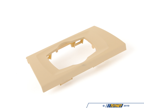 T#142392 - 61316938704 - Genuine BMW Cover, Light Operating Unit Beige - 61316938704 - E90 - Genuine BMW -