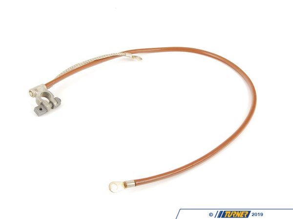 T#7148 - 12421286746 - Genuine BMW Battery Cable Negative L=790mm - 12421286746 - Genuine BMW -