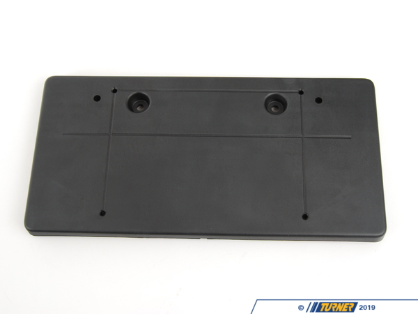 T#80206 - 51137277884 - Genuine MINI License Plate Holder Us - 51137277884 - Genuine MINI -