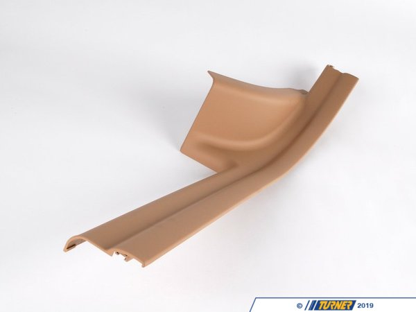 T#111280 - 51477014631 - Genuine BMW Sill Strip Rear Left Beige - 51477014631 - Genuine BMW -