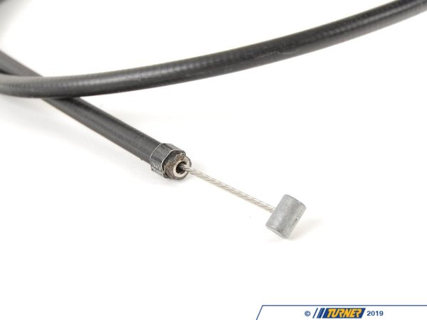 T#90829 - 51237184452 - Genuine BMW Bowden Cable, Hood, Rear - 51237184452 - E70 X5,E71 X6 - Genuine BMW -