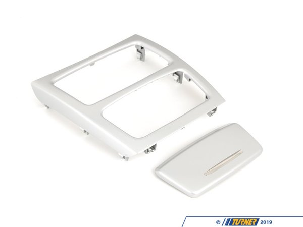 T#82725 - 51166960672 - Genuine BMW Cover, Rear Console, Front - 51166960672 - Titan Ii - Genuine BMW -