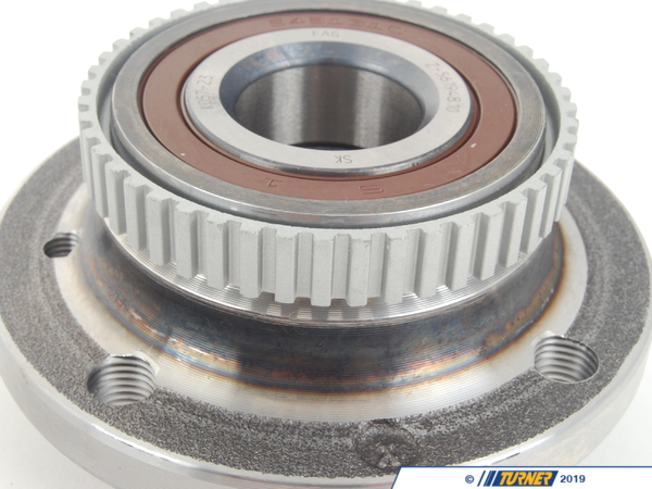 T#4081 - 31211131297 - OEM FAG Front Wheel Bearing Hub Assembly E30 325/318 - FAG - BMW