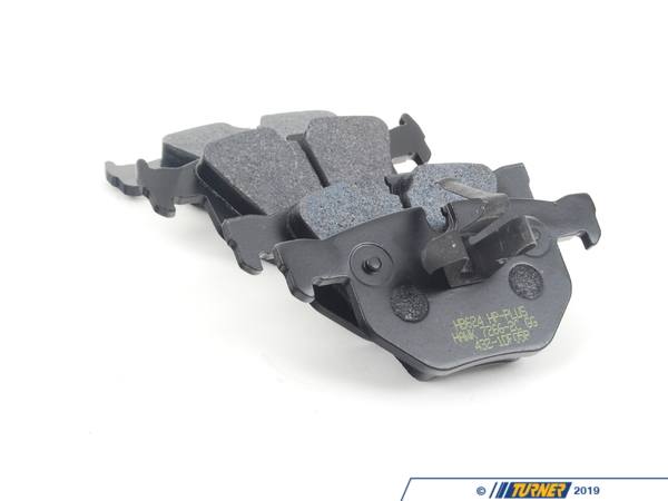 Hawk Hawk HP Plus Track/Street Pads - Rear - E9x 330/335 TMS1447