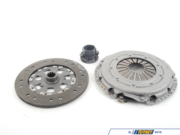 T#4185 - 21211223602 - Clutch Kit - E36 328i / 328is, E39 528i 1997, Z3 2.8 97-98 - This OEM Sachs clutch kit includes the clutch disc, pressure plate and throw out bearing.  This item fits the following BMWs:1992-1998  E36 BMW 328i 328is 328ic1997  E39 BMW 528i1997-1998  Z3 BMW Z3 2.8  - Sachs - BMW