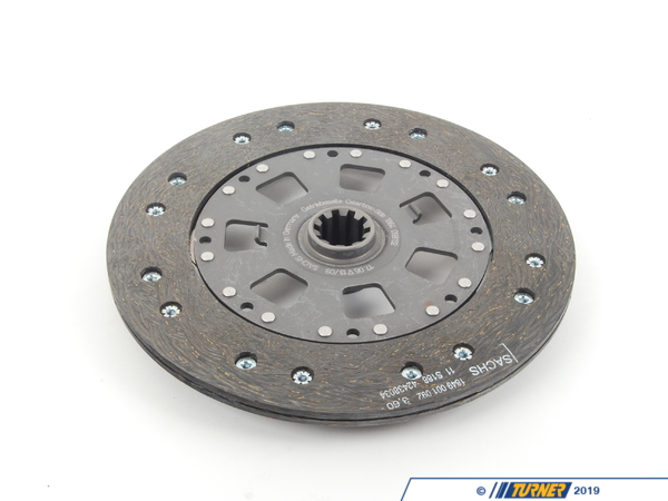 T#4185 - 21211223602 - Clutch Kit - E36 328i / 328is, E39 528i 1997, Z3 2.8 97-98 - Sachs - BMW