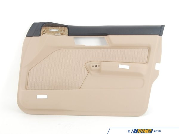 T#95646 - 51411978296 - Genuine BMW Door Lining Vynil Front Righ - 51411978296 - Genuine BMW -