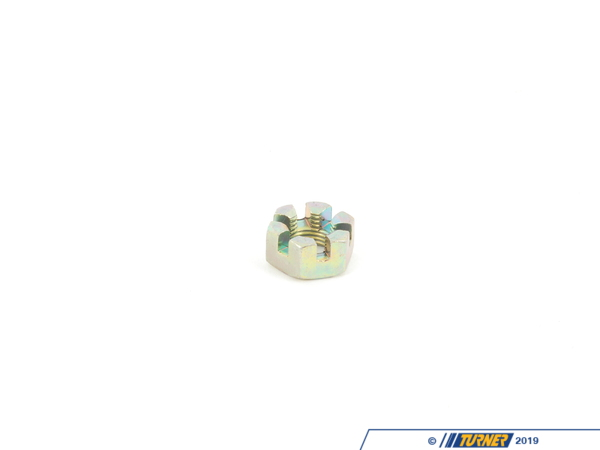 T#28348 - 07119923436 - Genuine BMW Crown Nut - 07119923436 - Genuine BMW -
