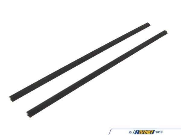 T#88499 - 51211864672 - Genuine BMW Door Weatherstrip Inner - 51211864672 - Genuine BMW -