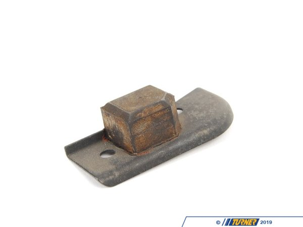 T#91538 - 51251972993 - Genuine BMW Bracket Left - 51251972993 - E30 - Genuine BMW -