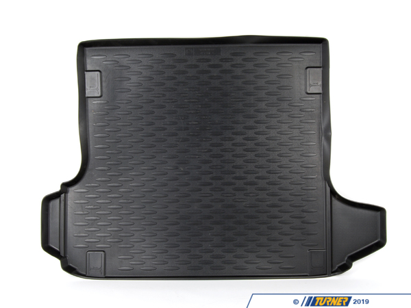 T#109923 - 51470306042 - Genuine BMW Fitted Luggage Compartment Mat - 51470306042 - E83 - Genuine BMW -