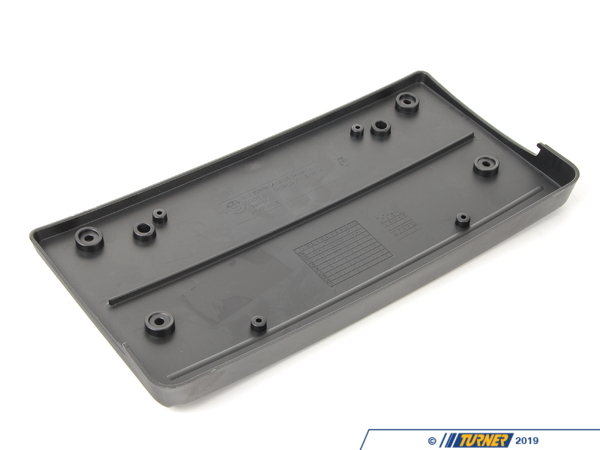 T#77010 - 51118035793 - Genuine BMW Licence Plate Base -M- - 51118035793 - E92,E93 - Genuine BMW -