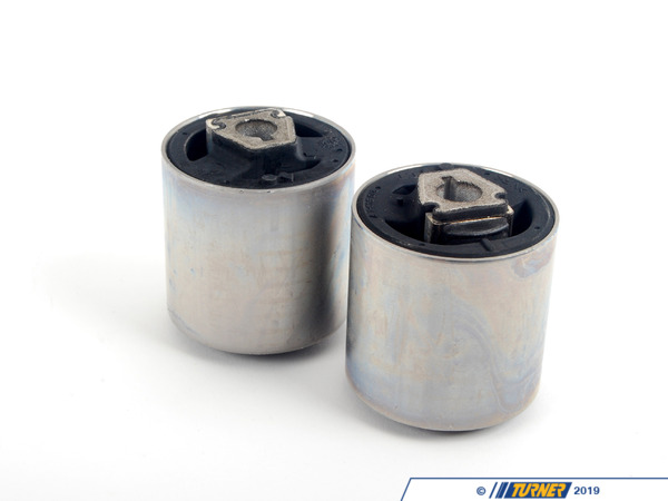 T#15325 - 31120307882 - Front Axle SET Rubber Mounting F PULL R 31120307882 - Lemforder -