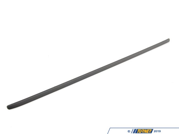 T#80012 - 51137158533 - Genuine BMW Moulding Door Front Left Schwarz - 51137158533 - E70 X5 - Genuine BMW -