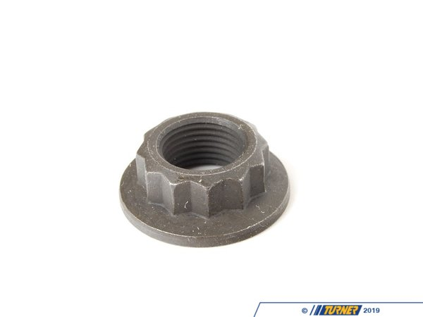 T#53503 - 26111101782 - Genuine BMW Collar Nut M18 - 26111101782 - Genuine BMW -