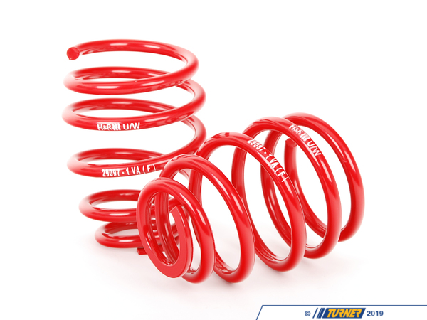 T#1519 - 29097-1 - Z4 M Coupe/M Roadster H&R Coil Over Suspension - H&R - BMW