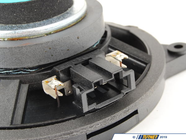 T#153889 - 65138378556 - Woofer Speaker - E46 3 series Convertible - Genuine BMW - BMW