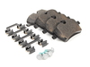 T#61909 - 34116798469 - Genuine MINI Repair Kit, Brake Pads Asbes - 34116798469 - Genuine Mini -