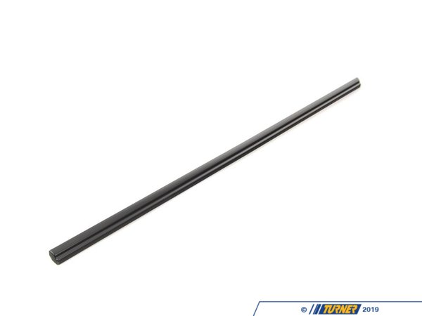 T#88743 - 51211959989 - Genuine BMW Moulding Front Left Schwarz - 51211959989 - Genuine BMW -