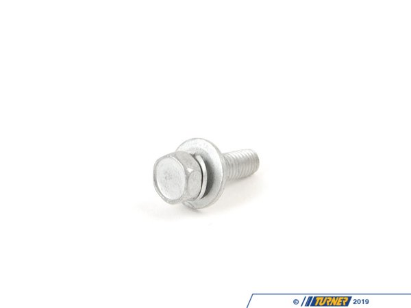 T#45587 - 17107515482 - Genuine Mini Screw - 17107515482 - Genuine Mini -