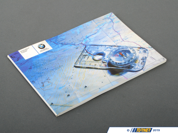T#26570 - 01410158610 - Genuine BMW Owner's Handbook, Navi Professional - 01410158610 - E46 - Genuine BMW -
