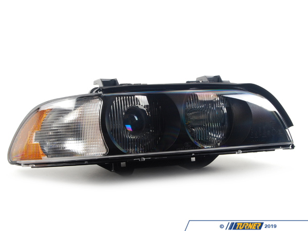 T#19001 - 63128379678 - Headlight Xenon Rght,white T 63128379678 - Genuine BMW -