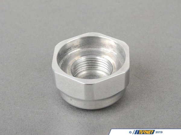 T#61123 - 33533054172 - Genuine BMW Cap Nut - 33533054172 - Genuine BMW -