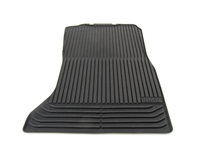 Genuine BMW All-weather Mat, Front - Black - F10 5 series -  51472153725