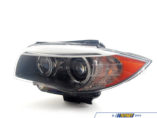 T#146385 - 63117273841 - Genuine BMW Ahl-Xenon Headlight, Left - 63117273841 - E82 - Genuine BMW -