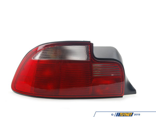 T#4763 - 63212695025 - Tail Light - Left - Z3 2.8 3.0 Coupe M Coupe - Genuine BMW - BMW