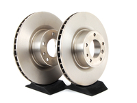 Front Brake Rotors - E31 840Ci & 850Ci (with Brembo Calipers) - (pair)