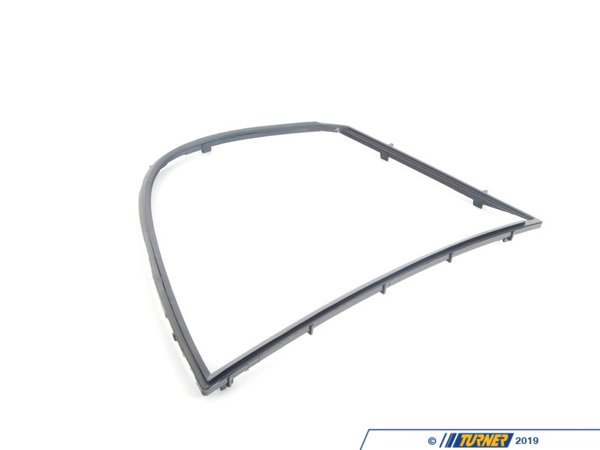 T#94149 - 51357033645 - Genuine BMW Frame For Fixed Side Window, - 51357033645 - Genuine BMW -