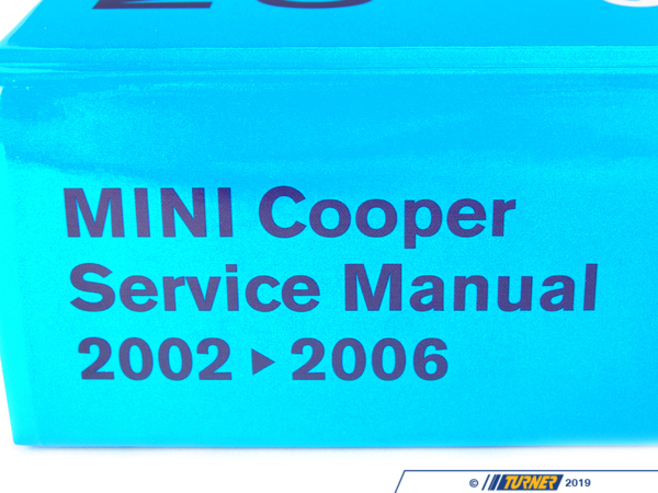 T#145 - MC06 - Bentley Service & Repair Manual - MINI Cooper & Cooper S (2002-2006) - Bentley - MINI