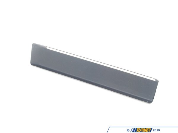 Genuine BMW Genuine BMW Moulding Fender Front Left Chrom - 51138184481 - E39 51138184481
