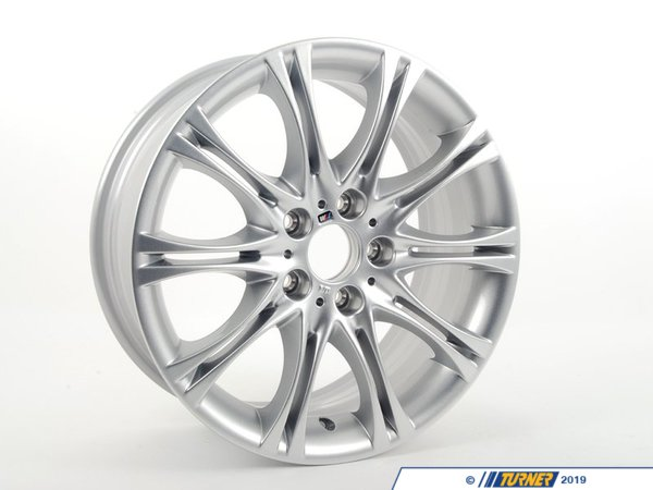 T#66823 - 36118036944 - Genuine BMW Light Alloy Rim 8Jx18 Et:43 - 36118036944 - Genuine BMW -