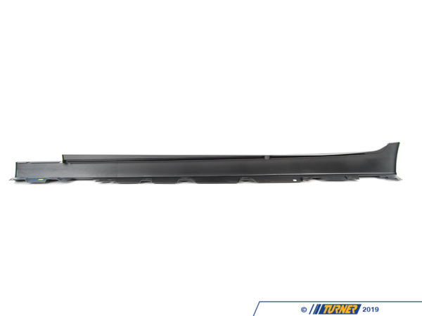 T#120015 - 51777262664 - Genuine BMW Door Sill Cover, Primed Right - 51777262664 - F10 - Genuine BMW -