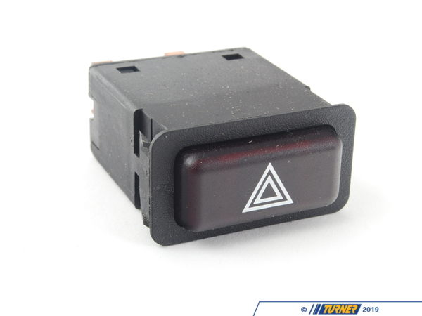 Genuine BMW Genuine BMW Hazard light switch - E30, E28 61311367340