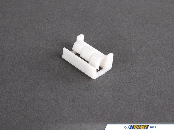 T#8765 - 51138189020 - Genuine BMW Fixing Clamp Right Natur - 51138189020 - E46 - Genuine BMW -