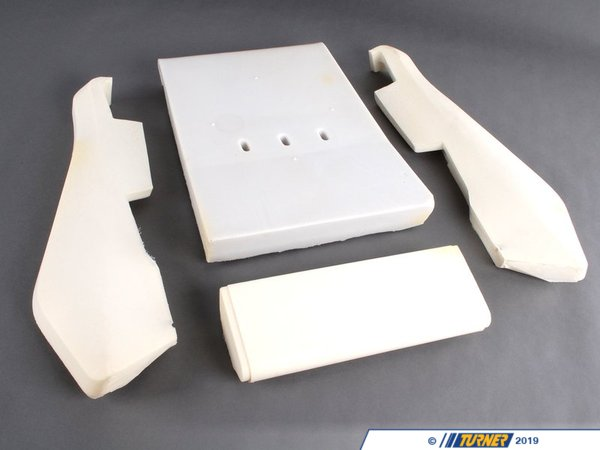 T#121691 - 52101933390 - Genuine BMW Pad Seat Front - 52101933390 - E30,E30 M3 - Genuine BMW -