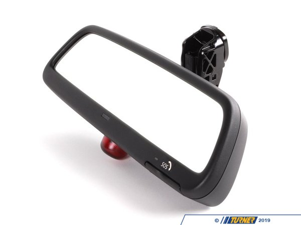 T#13749 - 51167126522 - Genuine BMW Rearview Mirror Ec / Led / Radio Sos - 51167126522 - E46 M3 - Genuine BMW -