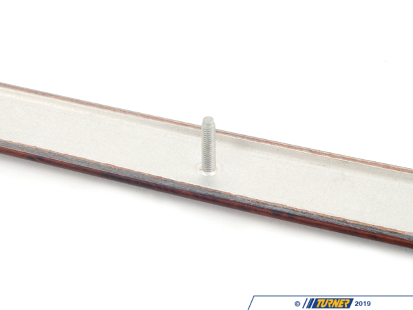 T#100864 - 51428159657 - Genuine BMW Wooden Strip, Door Rear Left Vavona - 51428159657 - E39 - Genuine BMW -