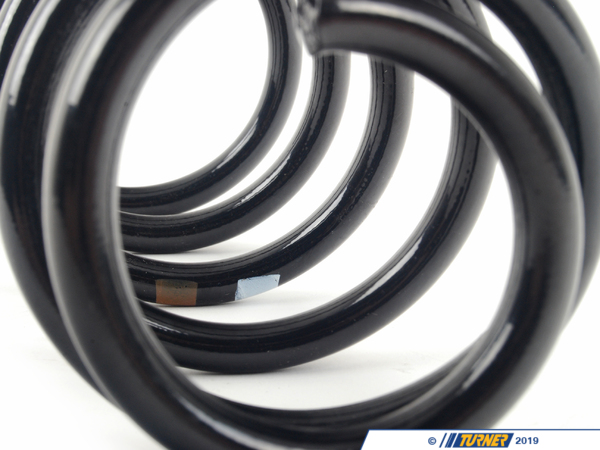 T#61241 - 33536777192 - Genuine MINI Rear Coil Spring - 33536777192 - Genuine Mini -