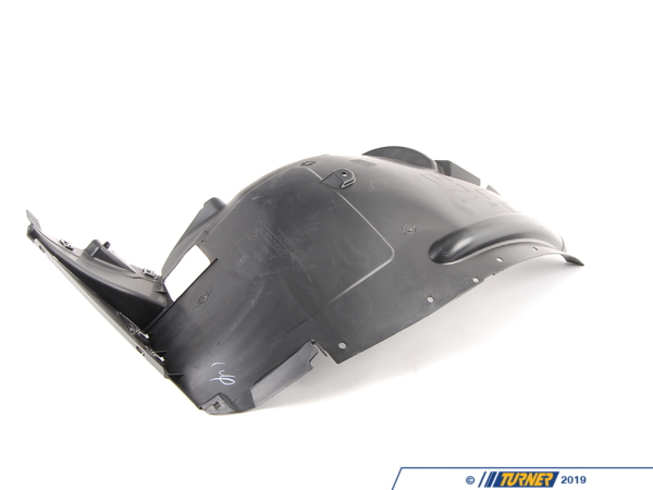 T#117672 - 51717180617 - Genuine BMW Cover, Wheelhousing, Fr. Sec., Front L - 51717180617 - E71 - Genuine BMW -